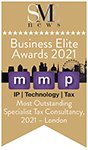SME News Most Outstanding Tax Consultancy 2020 - London