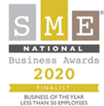 National Business Awards 2020 SME Business of the Year